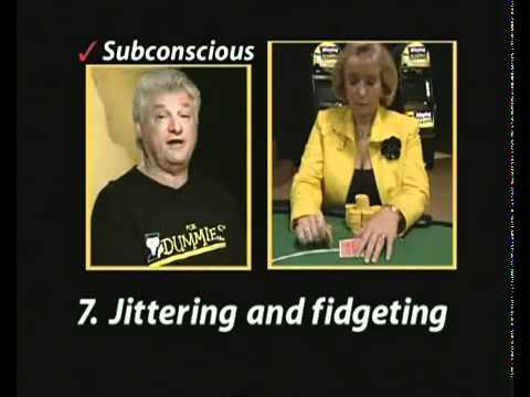 Покер для начинающих. 6. Чтение игроков.
