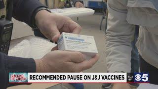 J&J Vaccine Pause