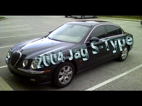 2004 jaguar s type review youtube. Black Bedroom Furniture Sets. Home Design Ideas