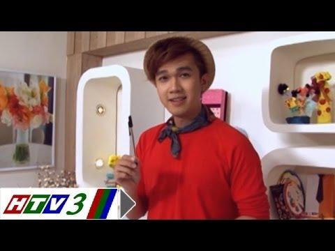 HTV3 | GNXT_Minxu Hướng Dẫn Làm Hoa Tulip Bằng Vải [Official]