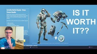 **NEW** IS THE DEEP FREEZE BUNDLE WORTH IT FOR $30?! FORTNITE ITEM SHOP NOVEMBER 14, 2018