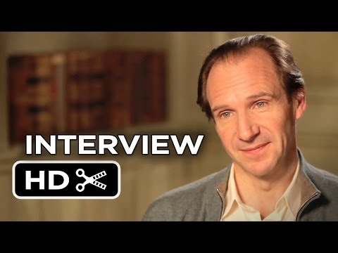 The Grand Budapest Hotel Interview - Ralph Fiennes (2014) - Wes Anderson Comedy Movie HD
