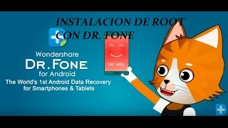 INSTALA TU SUPER USER CON DR FONE ROOT (Super User #)