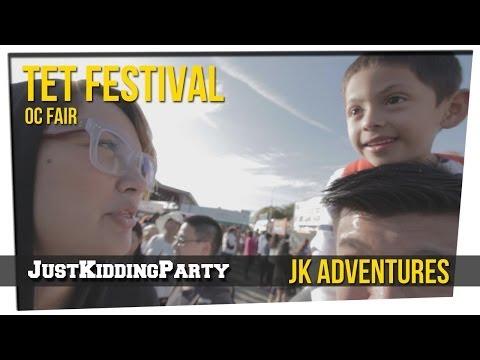 Tet Festival / Lunar New Year 2014 at the OC Fair - JK Adventures