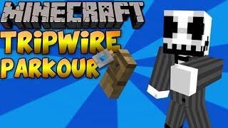 Minecraft - TripWire Parkour [BG]