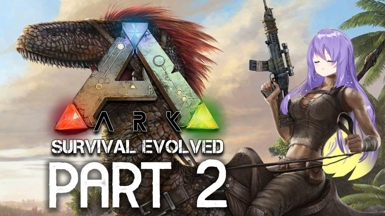 【ARK】Play ARK [ PART 2 ] - ID | EN【holoID】