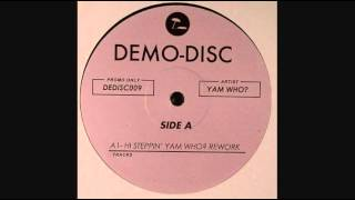 Yam Who? - Hi Steppin (Yam Who Rework) - Demo-Disc