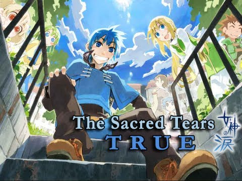 Doujin JRPG Sacred Tears True hits Steam this fall