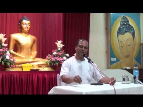 Concentration and Insight Meditation by Bro. Upul Gamage