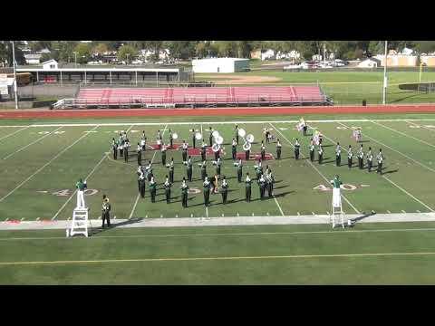 2019 Hackett Catholic Prep Marching Band MSBOA performance