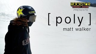 POLY | Matt Walker