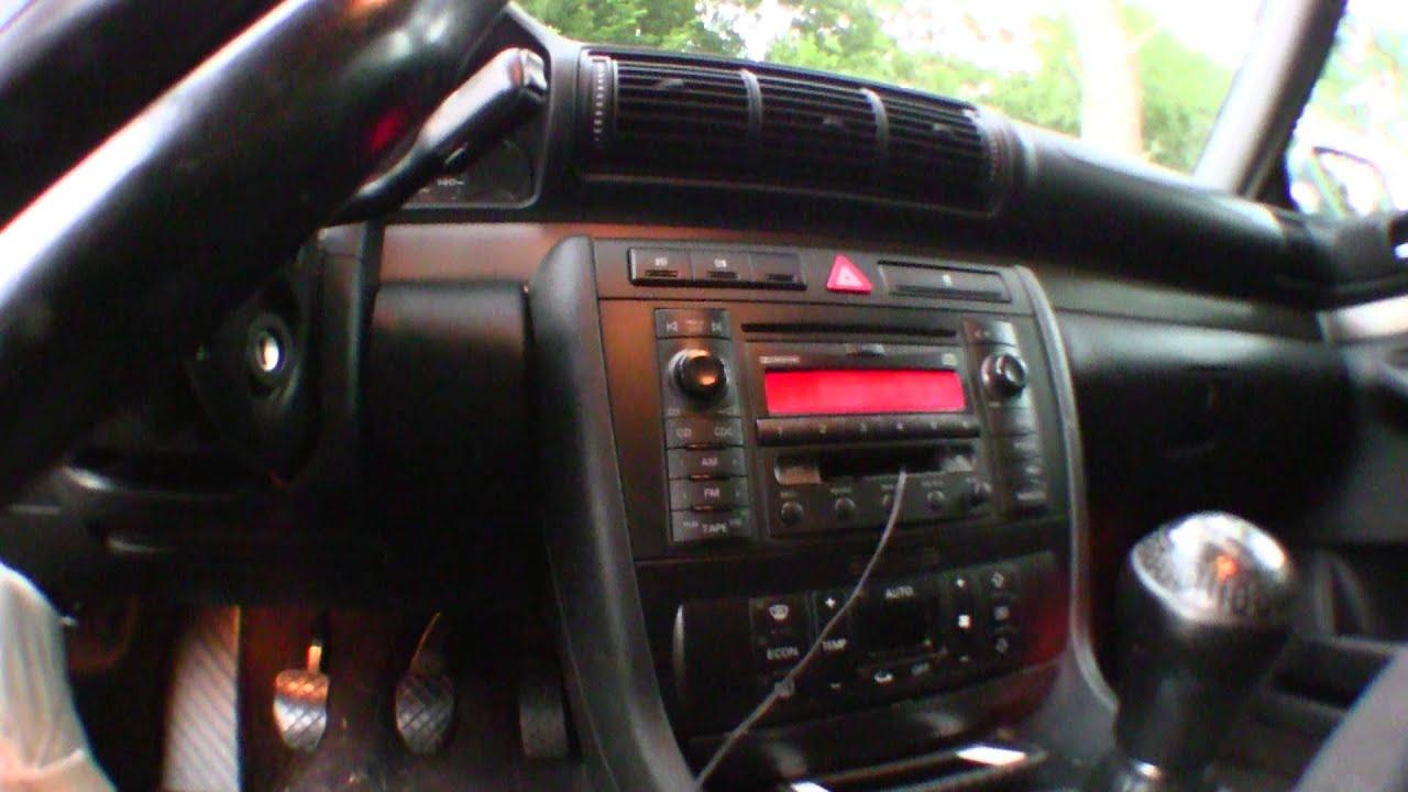2001 Audi A4 1.8T - YouTube