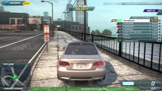 Need for Speed Most Wanted 2012 - Multiplayer Gameplay