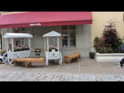 Vallée Village Chic Outlet Shopping Val d'Europe Paris