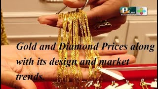 Jewelries in the Nepali Market with different designs and cost…