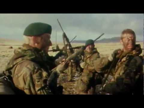 results of the falklands war