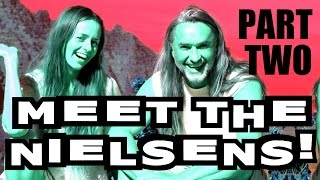 Meet the Nielsens + their pet rock/family member! (TheHybrid Children) ft. ЯƷṄĐƸƦ pt 2/2 (KCK32.3)