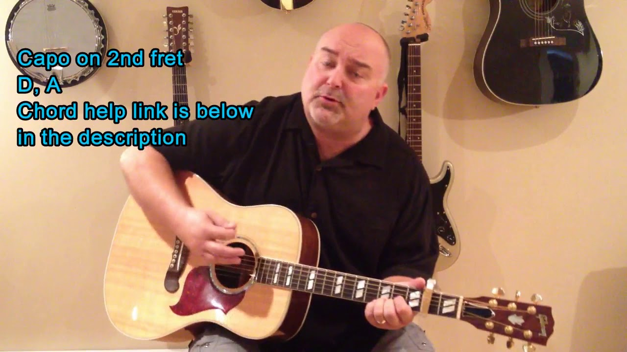 How To Play Born In The Usa Bruce Springsteen Cover Easy 2