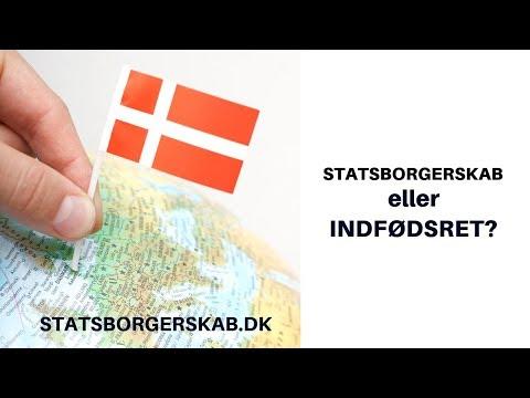 bevarelse af dansk indfødsret