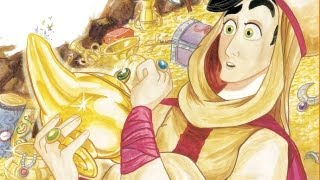 Aladino y la lámpara maravillosa (cuento infantil)