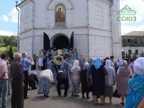 День Тихвинской иконы Божией Матери в Вадинске