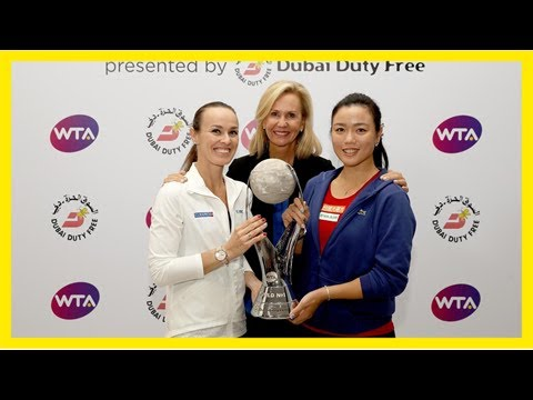 Retiring martina hingis secures year-end top ranking in doubles