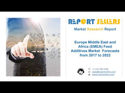 Europe Middle East and Africa Feed Additives Market Research Report