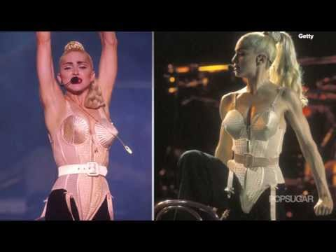 Get Up Close With Madonna's Most Iconic Outfits | Fashion Flash