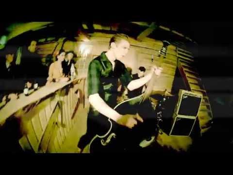 John Lindberg Trio - Honky Tonkin' (Official Music Video)