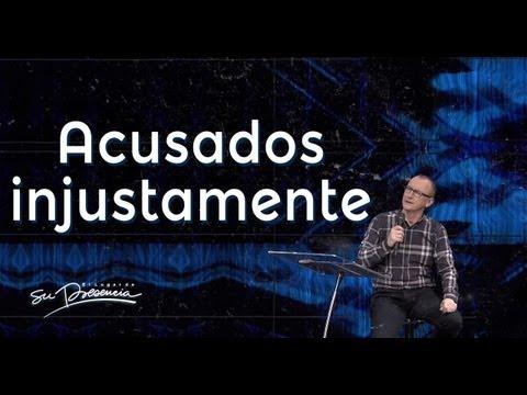 Acusados injustamente - Andrés Corson - 15 Septiembre 2013