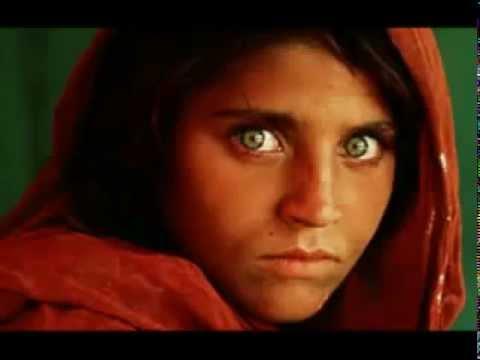 Afghan Girl (Eyes tell the story).flv