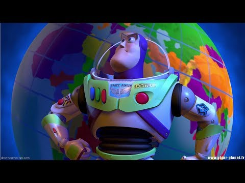 Toy Story 2: International scene (Buzz Lightyear's speech)