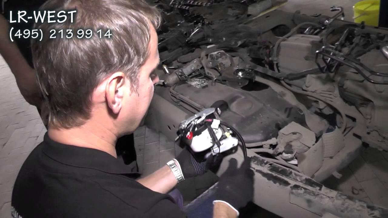 Фрилендер замена топливного фильтра своими руками