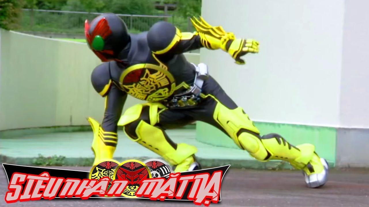 Phim Siêu Nhân Mặt Nạ Tập 4 : Sự Mờ Ám (Kamen Rider OOO)