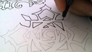Vampire Knight Logo zeichnen