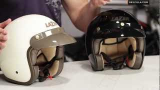 Lazer Mambo Helmet Review at RevZilla.com