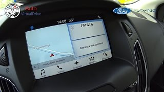 Review (análise) Ford Sync 3 - AutoVirtualDrive