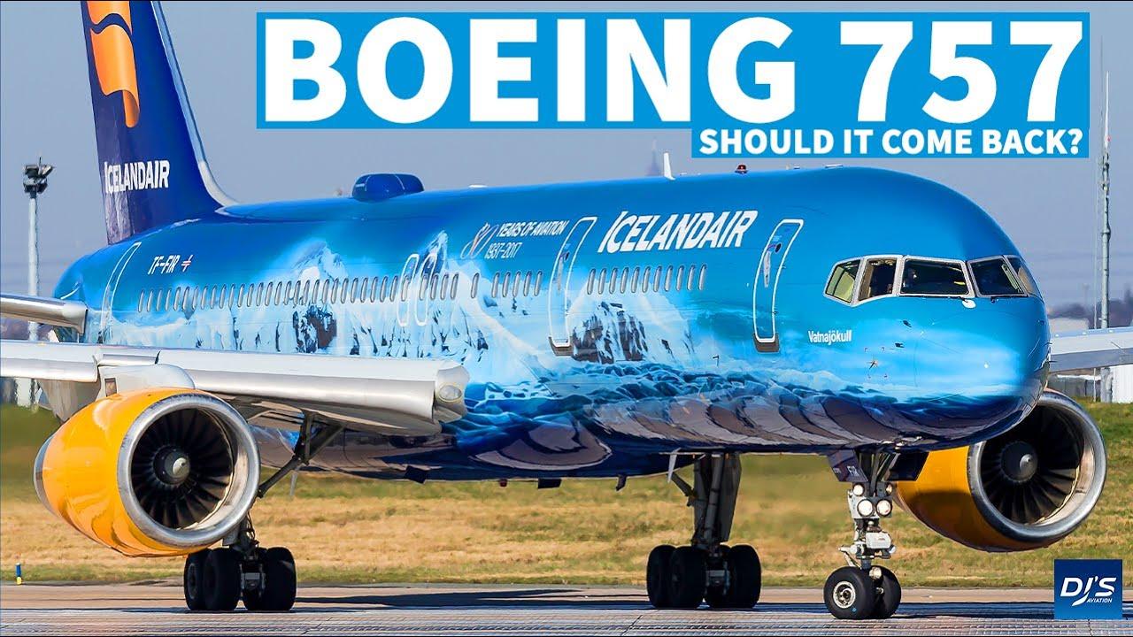 Should Boeing Bring Back The 757?