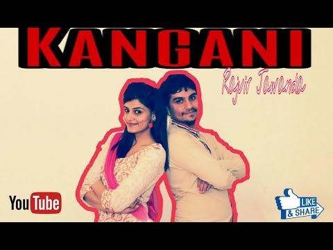 Kangani | Rajvir Jawanda | Bhangra Dance  By Piyush & Dimple | Choreographed By Piyush Sm