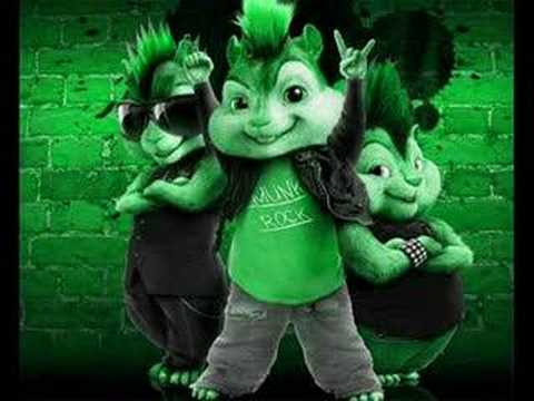 Alvin & the Chipmunks- I Like To Move It