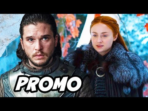 Game Of Thrones Season 8 Promo - Jon Snow Explained by Kit Harington