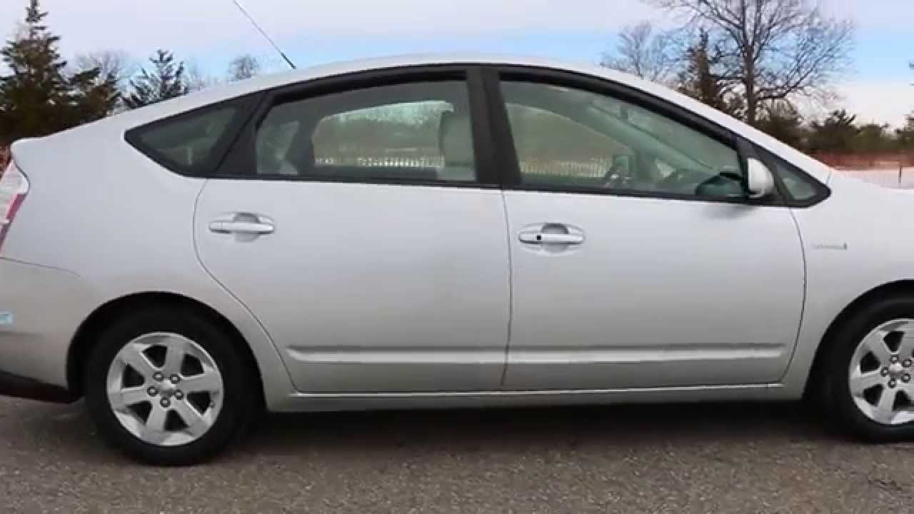 2009 toyota prius touring for sale package 6 navigation leather loaded youtube. Black Bedroom Furniture Sets. Home Design Ideas