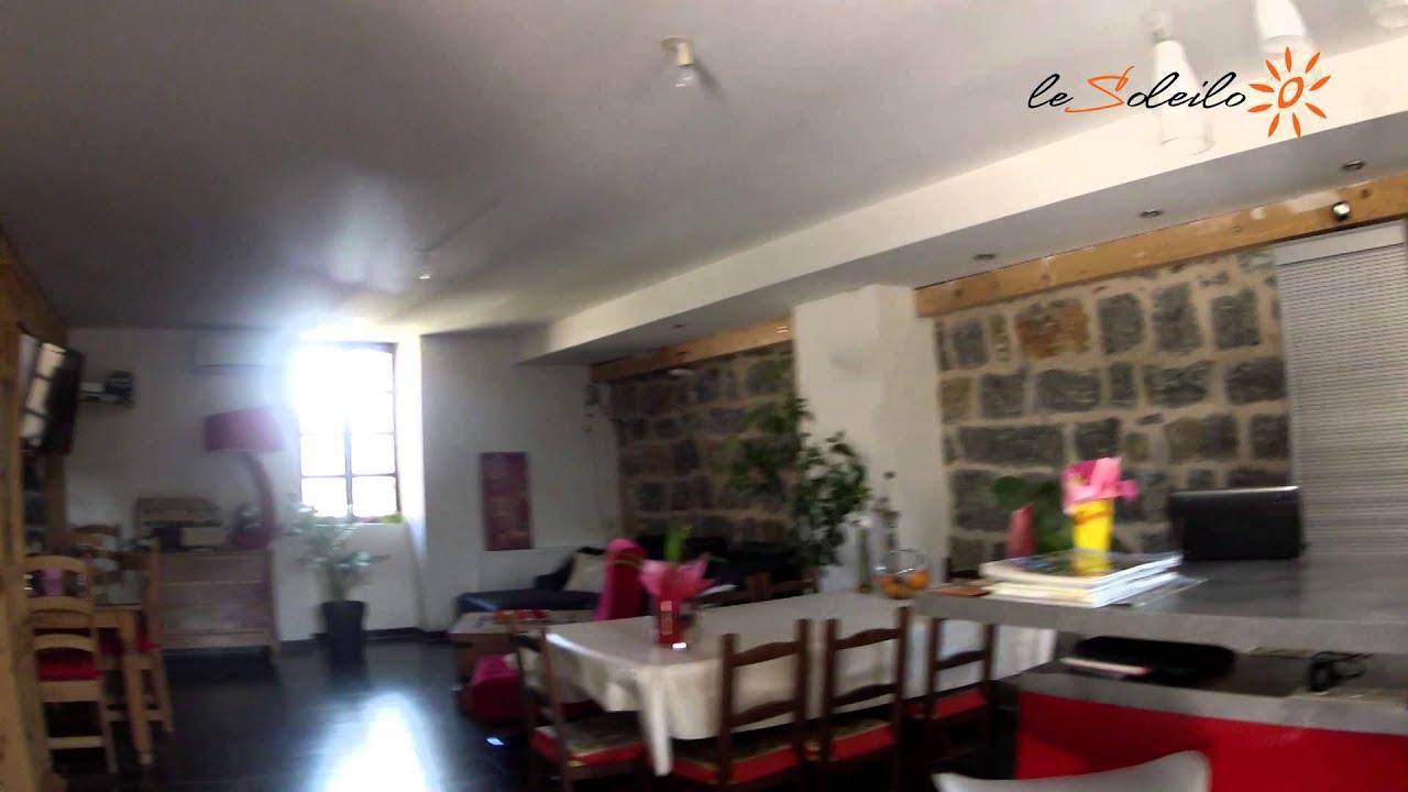 Visite GoPro du Soleilo chambre d h´te g te et spa Sud Aveyron