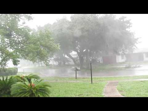 Hurricane Matthew 2016 from Deltona FL