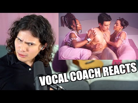Vocal Coach Reacts to Doja Cat – Kiss Me More ft. Sza