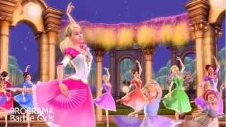 Barbie in the 12 Dancing Princesses   Shine AUDIO   YouTubevia torchbrowser com