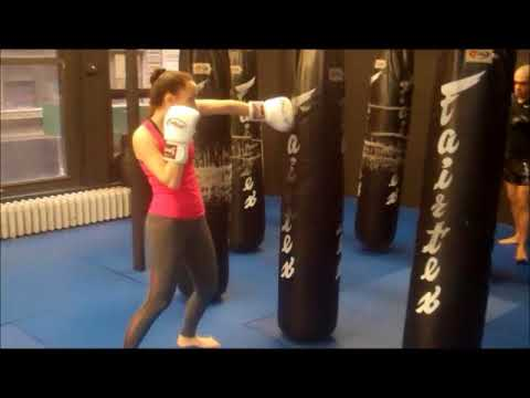 Learn Muay Thai Kickboxing in Midtown Manhattan NY