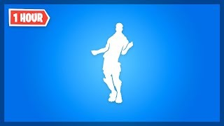 FORTNITE GET FUNKY DANCE EMOTE 1 HEURE