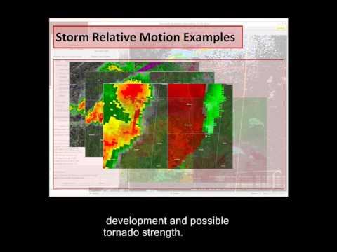 National Weather Service Tornado Warning Process