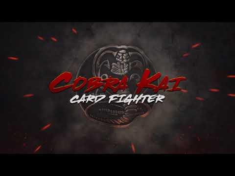 Cobra Kai: Card Fighter Announcement Trailer